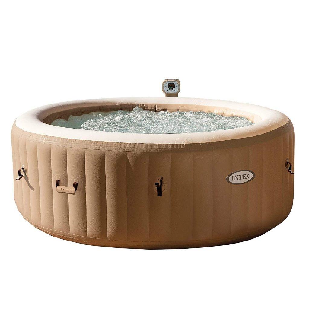 Intex Hot Tub For Winter