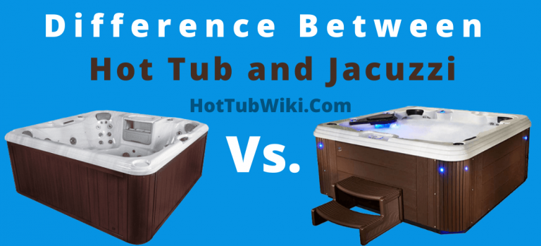 Difference Between Hot Tub and Jacuzzi