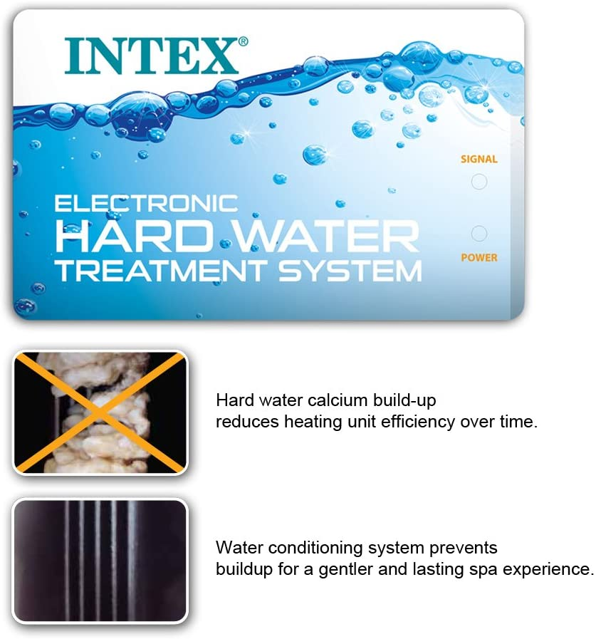 Intex Inflatable Spa Hard Water System