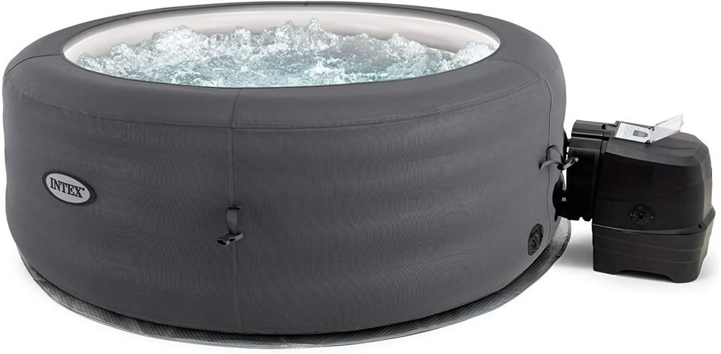 Intex SimpleSpa Inflatable Hot Tub Review