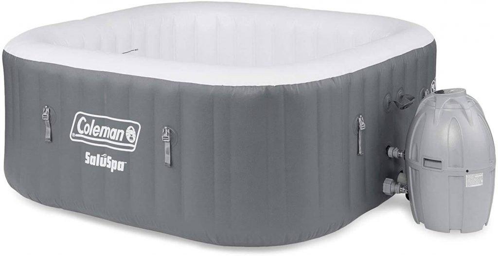 E02 Code On Coleman Hot Tub