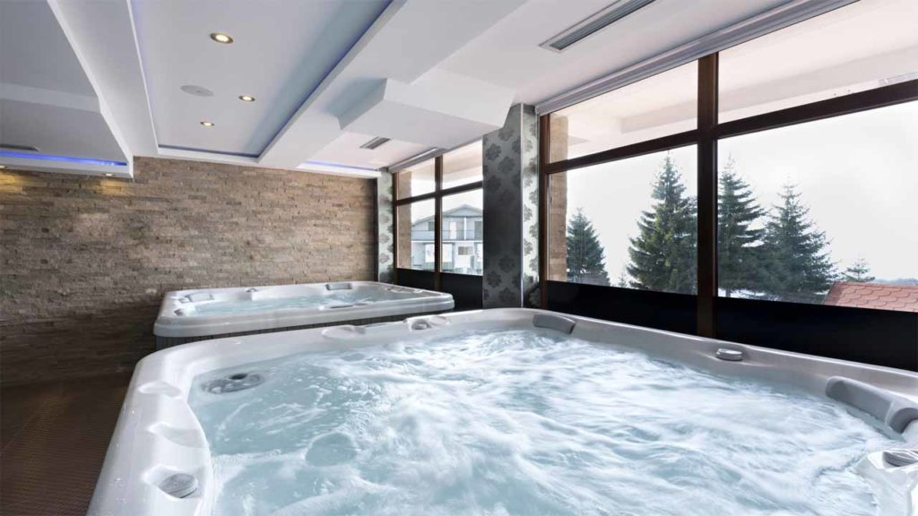 If you just bought a hot tub and are wondering can I put a hot tub on the second floor? Then the answer is yes you can. But, before doing that you need to determine if the hot tub can fit inside your doors or not.