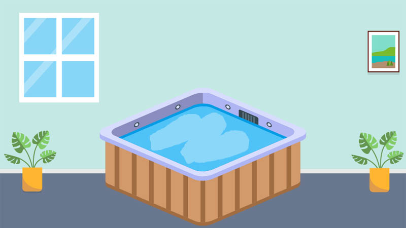How to Get Rid of White Mold in a Hot Tub