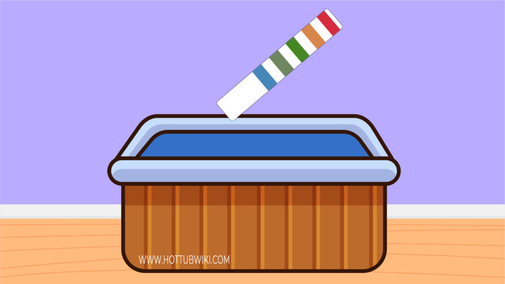 How long do hot tub test strips last?