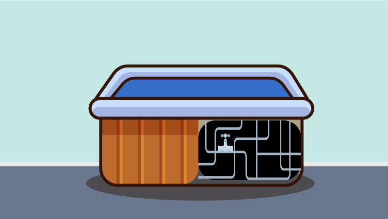How to Clean Hot Tub Plumbing (Beginner's Guide)