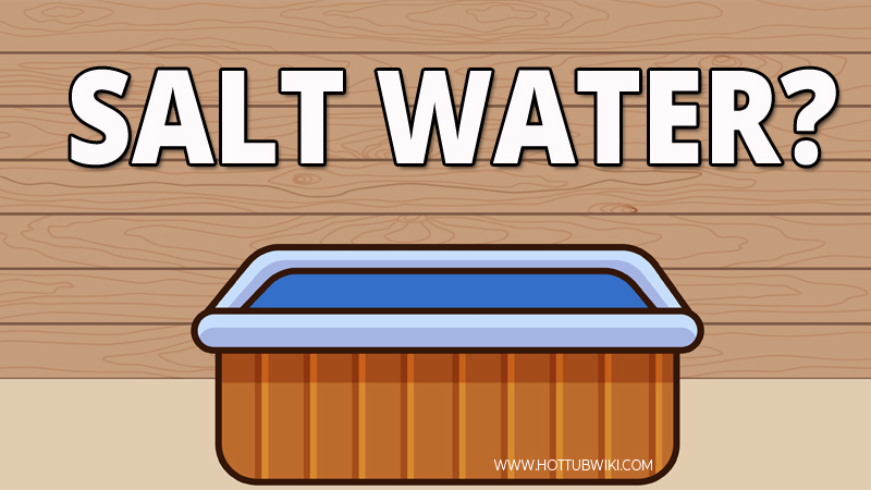 Not all hot tubs can be converted to a salt water hot tub. If yours can then you are in luck. We will teach you how to convert to a salt water hot tub. The process is easy, but it may take a while.
