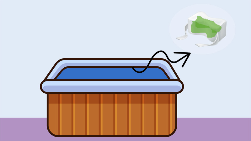 How to Get Rid of Mildew on Hot Tub Pillows