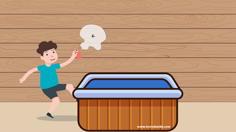 No one likes mosquitoes. If you just bought a hot tub and you are seeing a lot of mosquitoes around then check our guide to learn how to keep mosquitoes away from your hot tub.