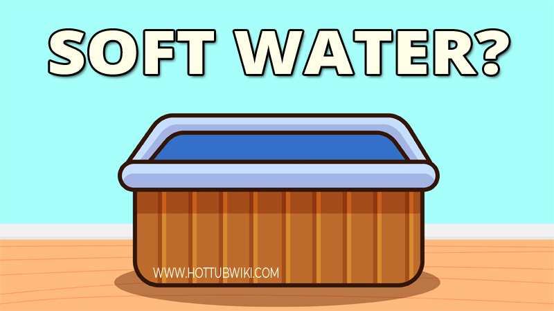 Buying a hot tub is easy, maintaining a clean hot tub is hard. You have to deal with different chemicals to keep the hot tub clean. Except for chemicals you have to deal with water type. There are two types-- soft and hard water. That got me thinking, is soft water bad for your hot tub? Yes, it is. But you can harden it a little to make it perfect.