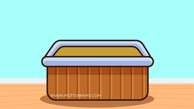 If you use soft water with a low ppm in your hot tub then that can cause corrosion.