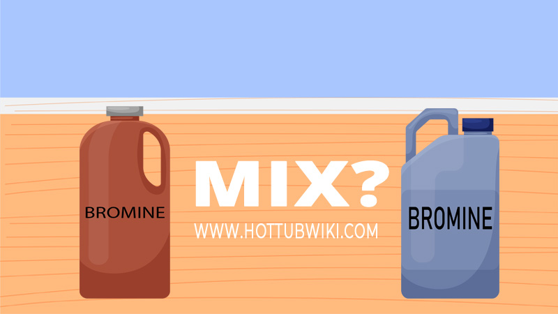 Can You Mix Different Brands of Bromine for a Hot Tub?