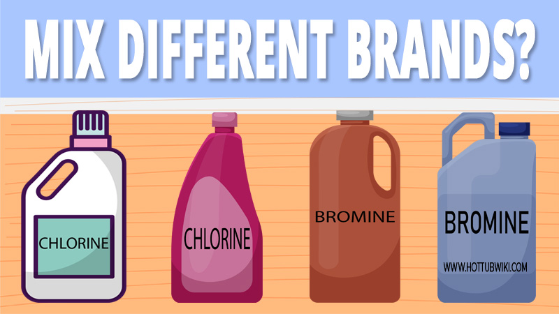 Can You Mix Different Brands of Hot Tub Chemicals?