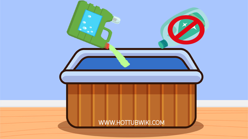 Will the wrong chemicals hurt my hot tub? Yes, wrong chemicals do hurt your hot tub.