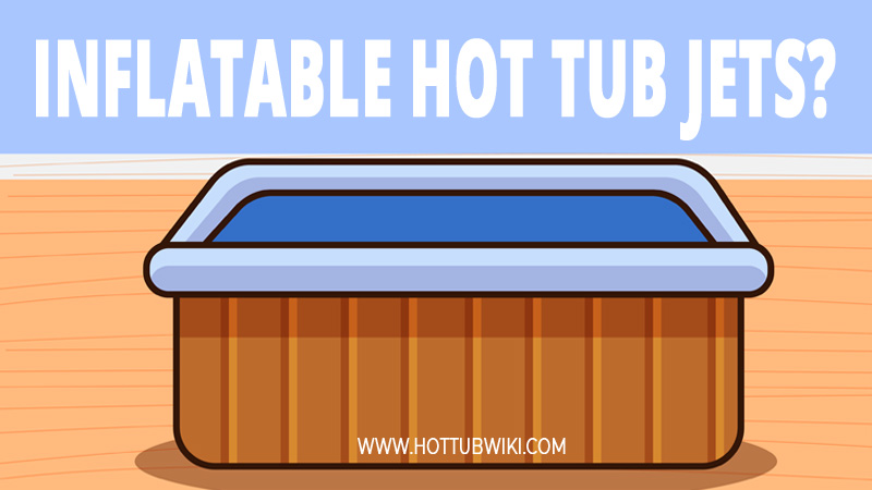 There are a lot of things that regular hot tubs have an inflatable hot tubs don't. So, do inflatable hot tubs have jets? Yes, they do. But, they are different from regular hot tubs. Inflatable hot tub jets are smaller.