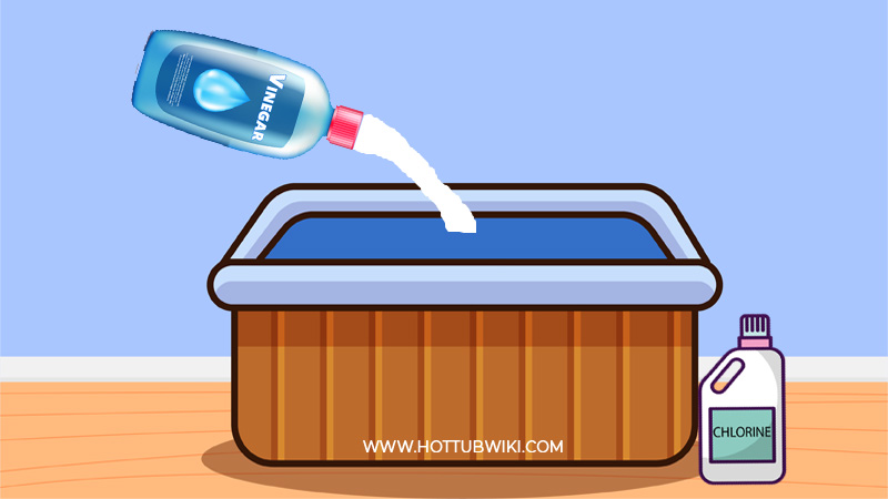 Does Vinegar Lower the pH in a Hot Tub?