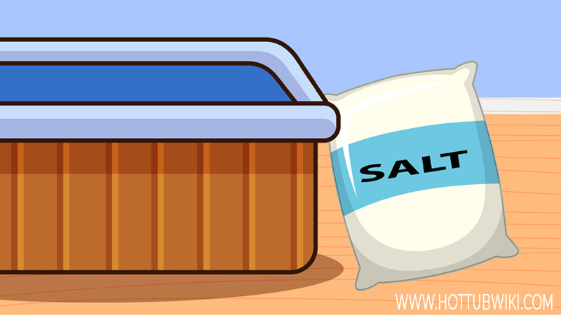 How Often Should You Add Salt to a Salt Water Hot Tub?