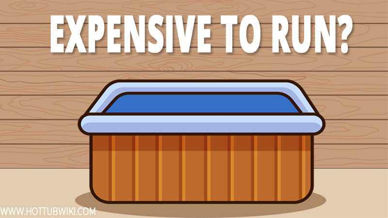 Are inflatable hot tubs expensive to run? Yes, they are. Usually, inflatable hot tubs cost more to run than regular hot tubs.