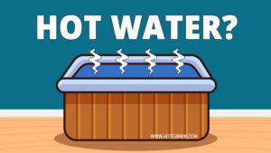 Everyone wants to save money, some people think that filling up a hot tub with hot water will help them save money. So can you fill a hot tub with hot water? No, you can't. Usually, hot water is too hot for the hot tub and it can damage it.