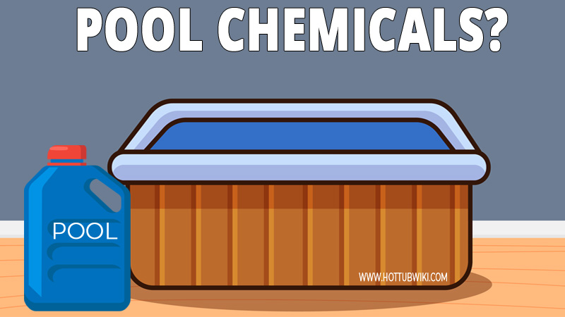 Can You Use Pool Chemicals in a Hot Tub?