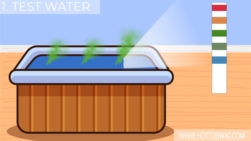 1. Test the Water
